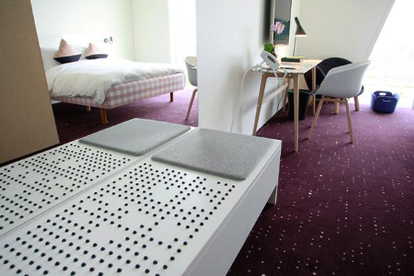 """طابق النساء """"بيلا دونا"""" في فندق بيلا سكاي، الدانمارك"""