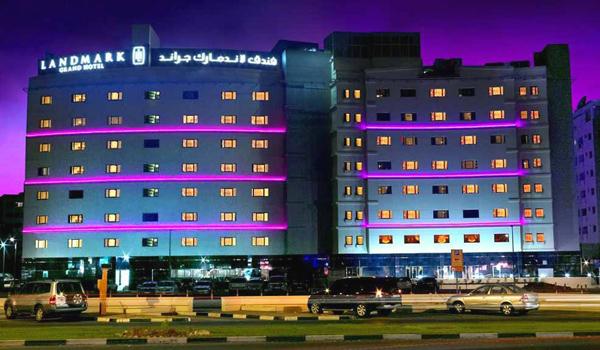 """فندق """"لاندمارك جراند الرقة""""، دبي"""