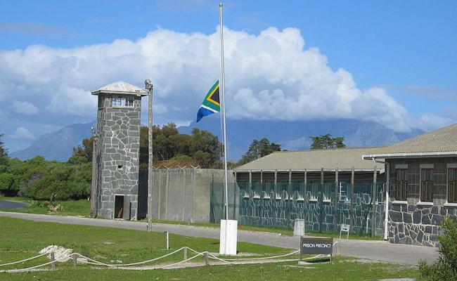 سجن جزيرة روبن ـ جنوب أفريقيا