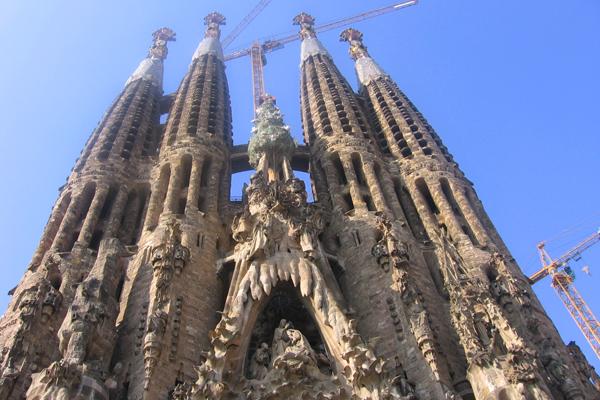 كنيسة العائلة المقدسة، برشلونة