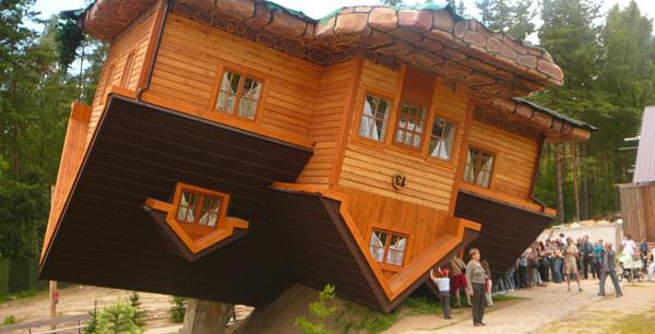 المنزل المقلوب.. بولندا