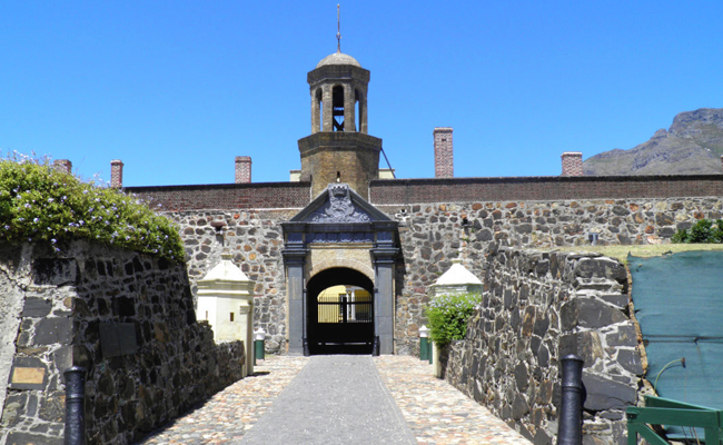 قلعة رأس الرجاء الصالح، كيب تاون