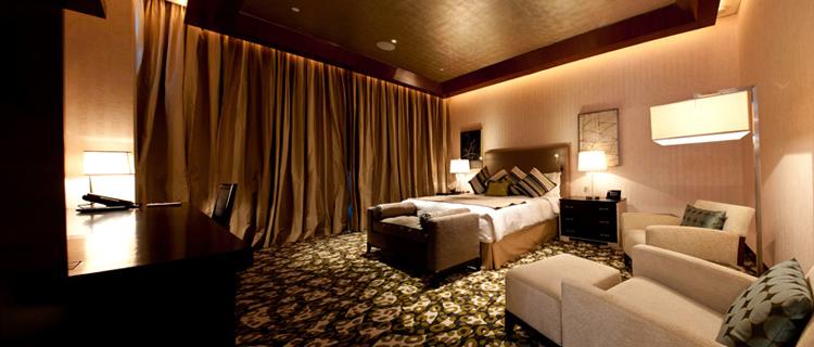 غرفة في منتجع مارينا باي ساندز