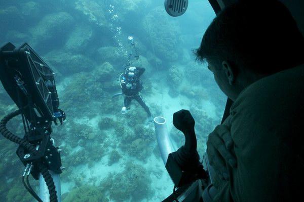ترى كل ما يجري في أعماق المحيط بوضوح