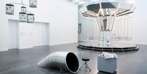 من معرض التجربة، المتحف الجديد ـ نيويورك