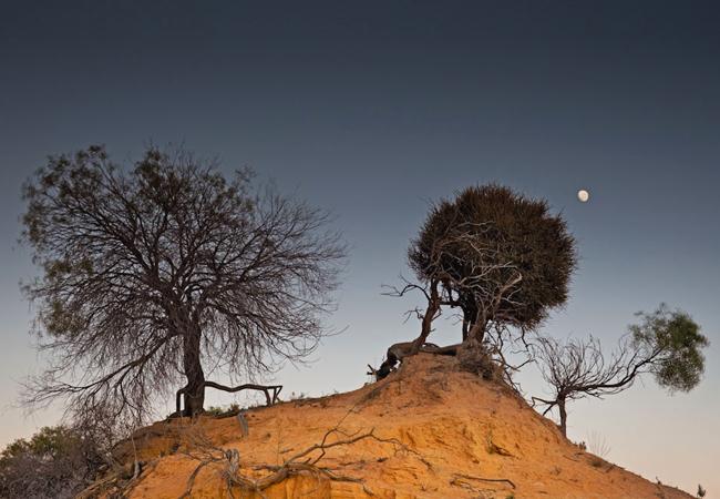 حديقة مونجو الوطنية، أستراليا