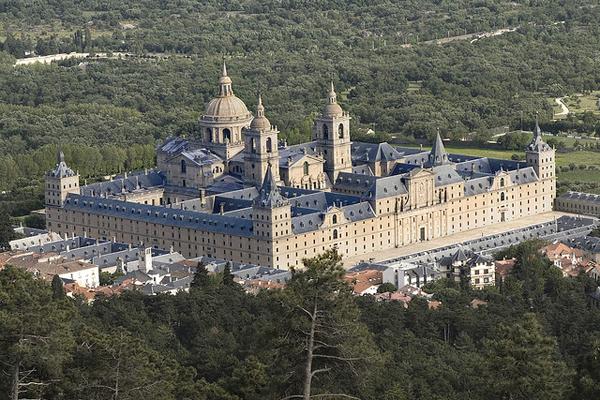 مباني الاسكوريال، أسبانيا