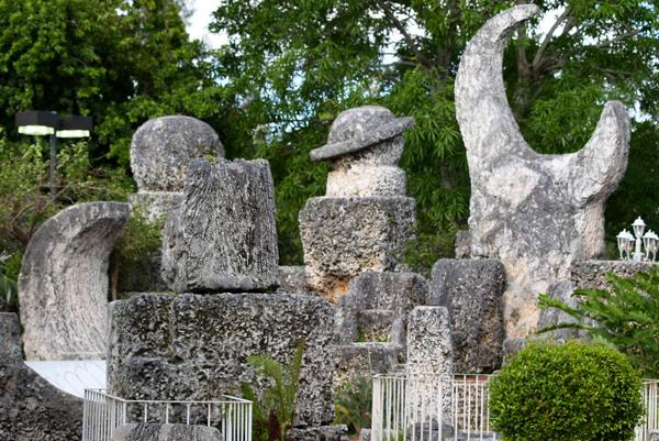 قلعة المرجان، فلوريدا Coral Castle