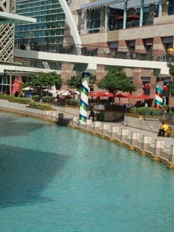 دبي فيستفال سيتي