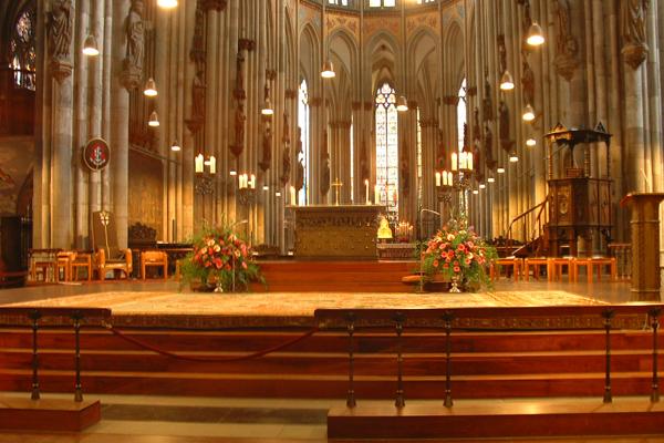 كاتدرائية كوولونيا، كولونيا ـ ألمانيا