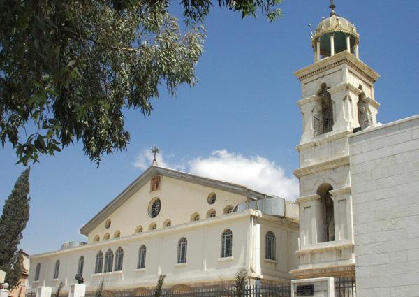 الكنيسة المريمية في دمشق