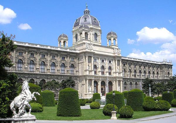 lمتحف التاريخ الطبيعي في فيينا، النمسا