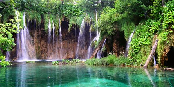 بحيرات بلتفيتش.. كرواتيا