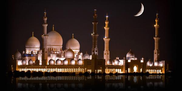 جامع الشيخ زايد في أبوظبي