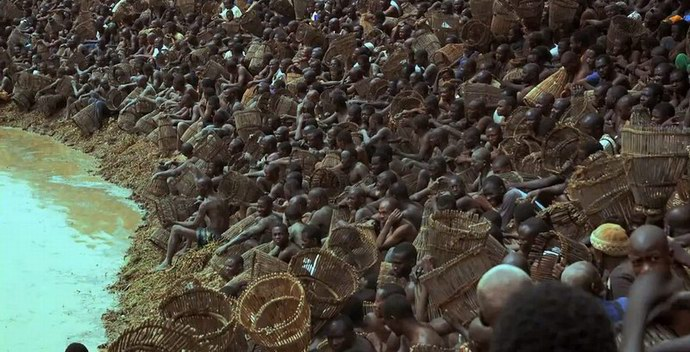 رحلة الى مهرجان أنتوجو في مالي
