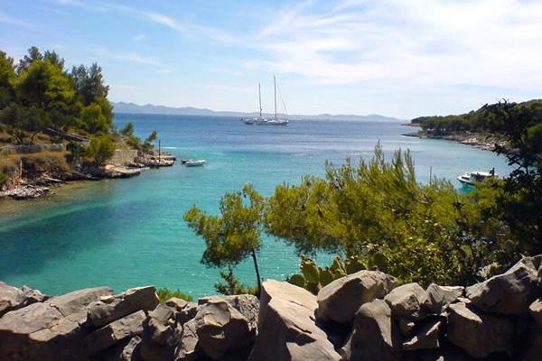 جزيرة براك، كرواتيا
