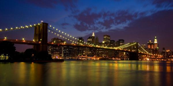 جسر بروكلين، نيويورك