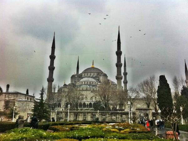 جامع السلطان أحمد، إسطنبول ـ تركيا