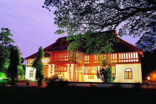 قصر بولجاتي، كيرالا