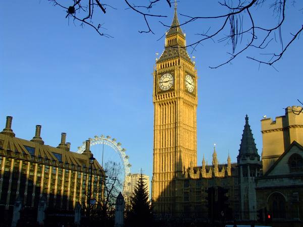 ساعة بيج بن، لندن