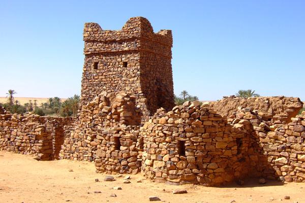 رحلة الى وادان  في موريتانيا