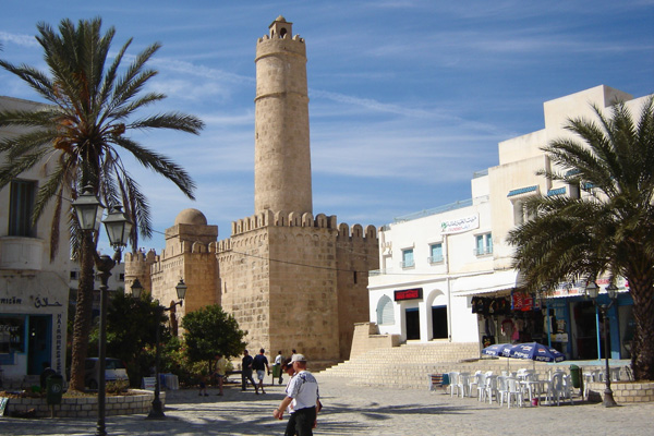 الرباط في سوسة، تونس