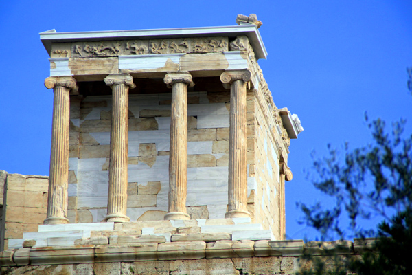 معبد أثينا