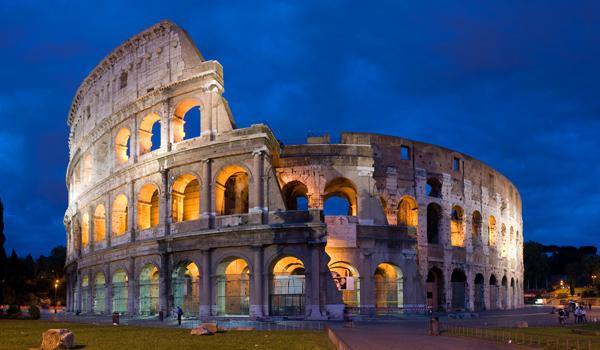 الكولوسيوم، روما ـ إيطاليا