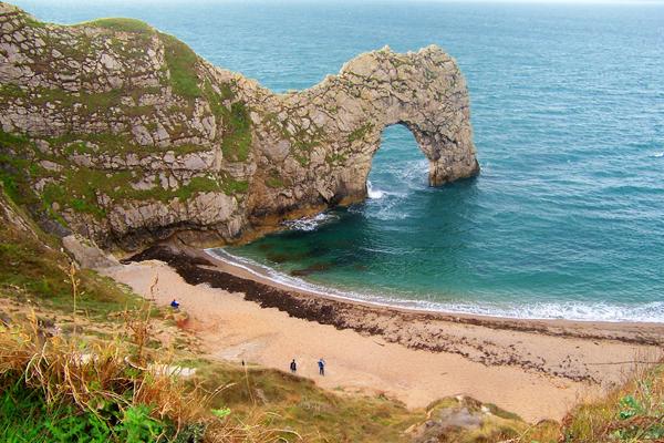شاطئ جوراسيك، انجلترا Jurassic Coast
