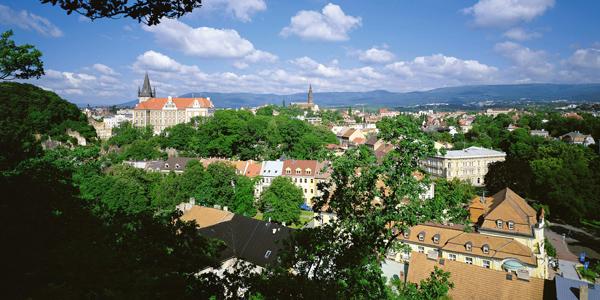 تيبليسته.. مدينة المنتجعات الصحية في التشيك
