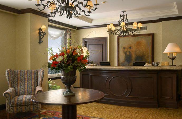 تناسق رائع في الألوان من مميزات الفندق