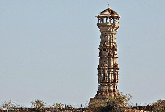 برج الشهرة أو ما يطلق عليه Kirti Stambh