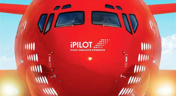 """""""آي بايلوت"""" تجربة الطيران الافتراضي في قطر"""