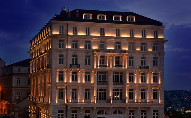 فندق بيرا بالاس في إسطنبول