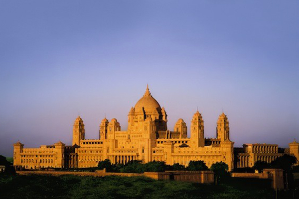 فندق Umaid Bhawan Palace