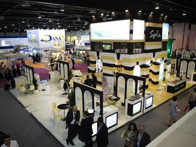 من سوق السفر العربي عام 2011