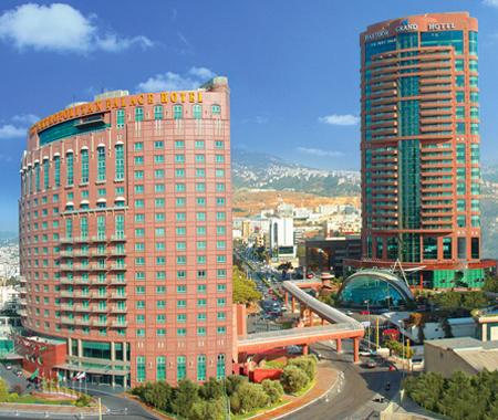 """فندق """"هيلون بيروت متروبوليتان بالاس"""""""