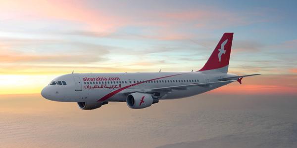 العربية للطيران تطلق رحلاتها إلى مدينة الطائف