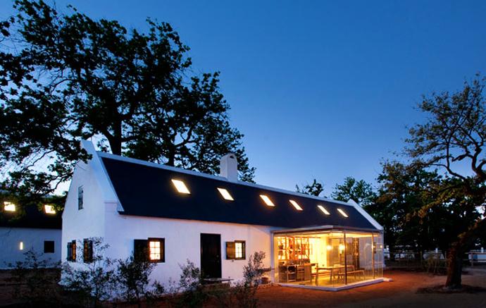 """مطعم بابل، مزرعة """"بابلون ستورين"""" جنوب أفريقيا"""