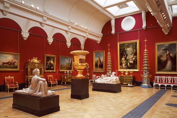 جاليري الملكة، قصر باكنجهام، لندن