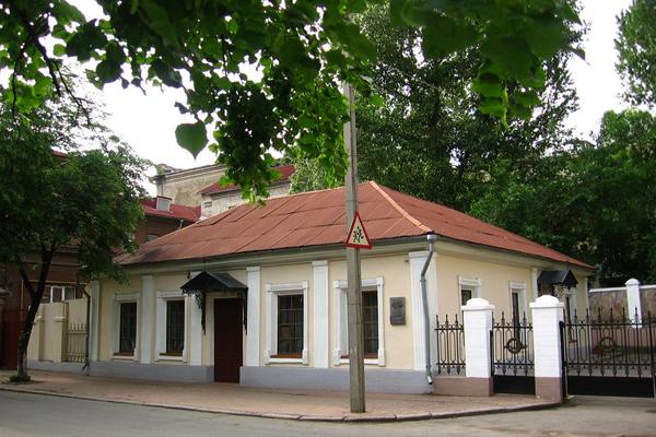 متحف فلاديمير دال، لوجانسك