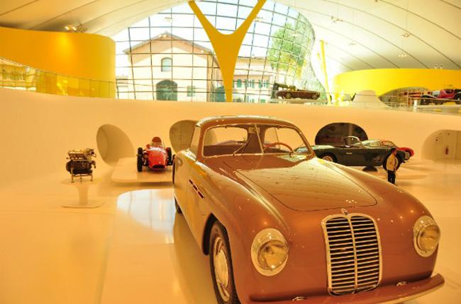 """متحف """"إينزو فيراري"""" الجديد في مودينا"""