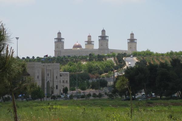 مسجد الملك الحسين بن طلال في عمّان