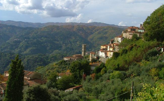 بلدة بيسكيا، مقاطعة بيستويا ـ توسكانا، إيطاليا
