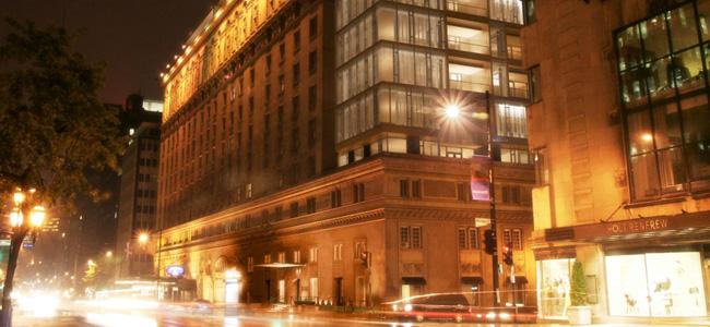 """فندق """"الريتز ـ كارلتون""""، مونتريال ـ كندا"""