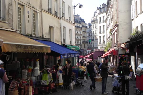 شارع موفيتارد، باريس