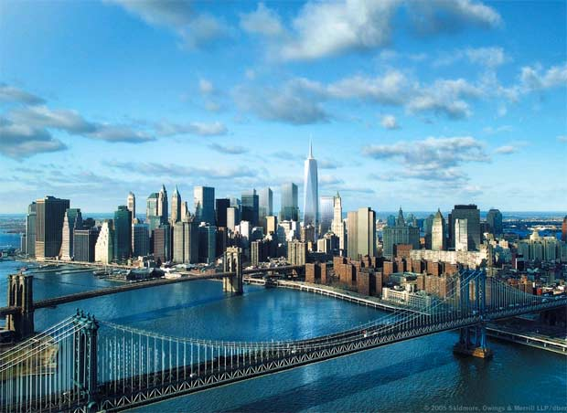 لا تكتمل السياحة في الولايات المتحدة دون زيارة نيويورك واستكشاف معالمها.