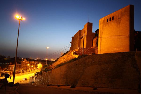 مدينة أربيل، العراق