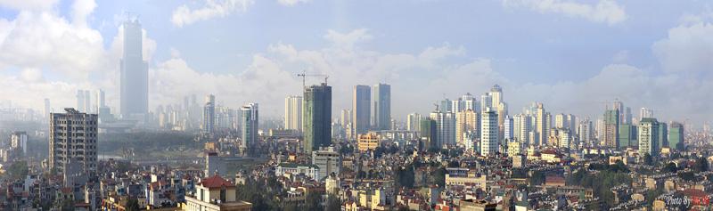 هانوي.. نفضت آثار الحرب وتنطلق بقوة كواحدة من أجمل مدن آسيا وأسرعها نمواً