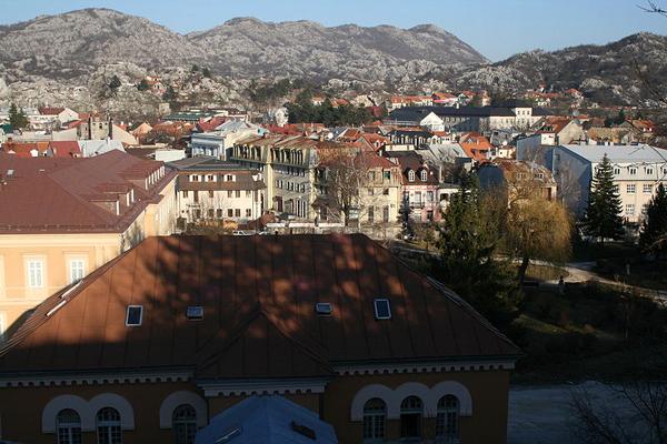 سيتينيي.. العاصمة التاريخية للجبل الأسود